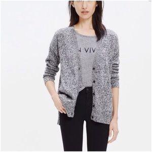 MADEWELL Landscape Cardigan Sweater
